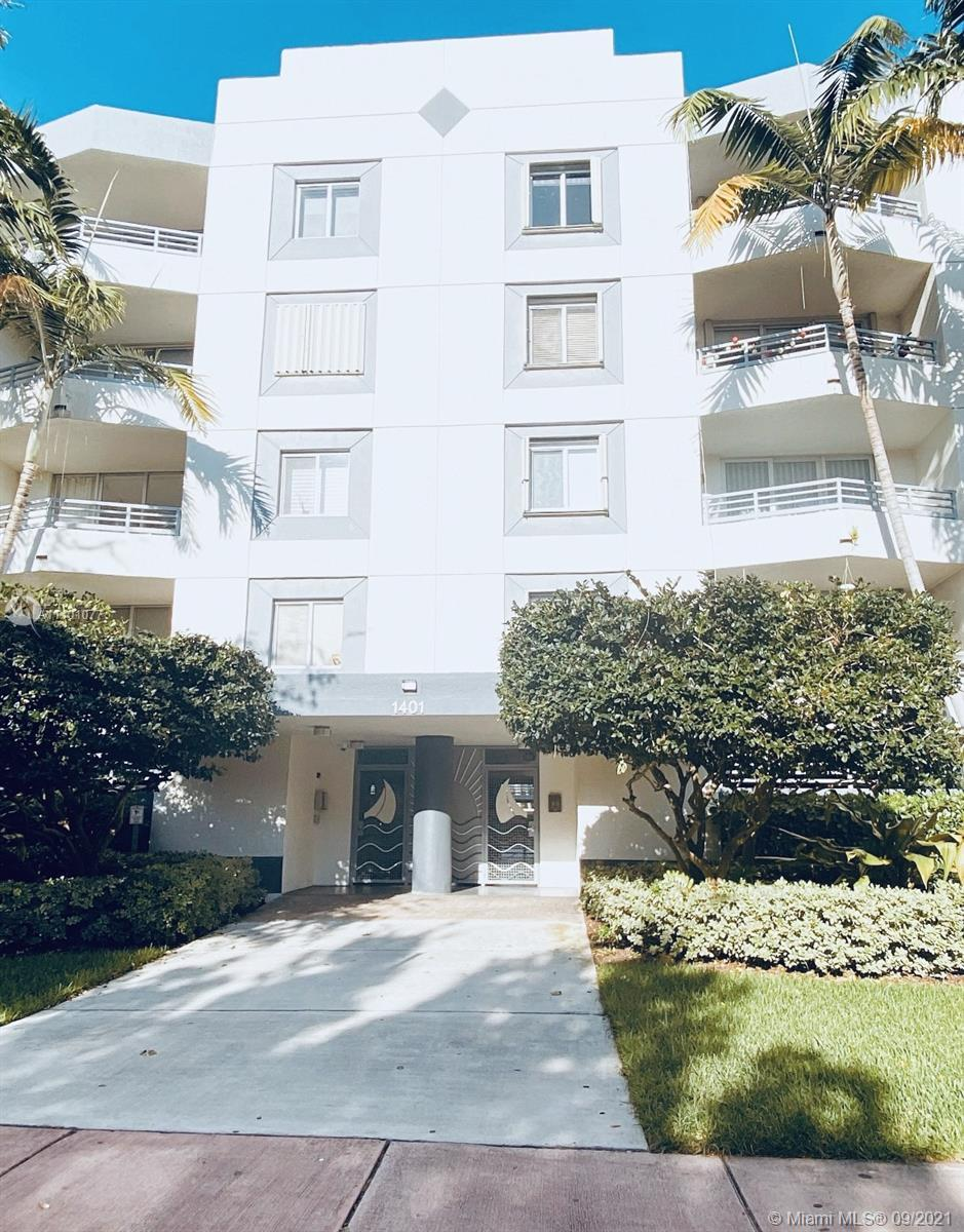 The Sails is quaint 5-story boutique condominium right in the heart of South Beach. Close to everyth