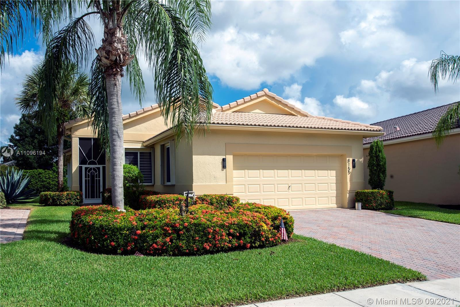 Excellent newly updated Mediterranean style home located in the Sorrento Subdivision of Venetian Isl