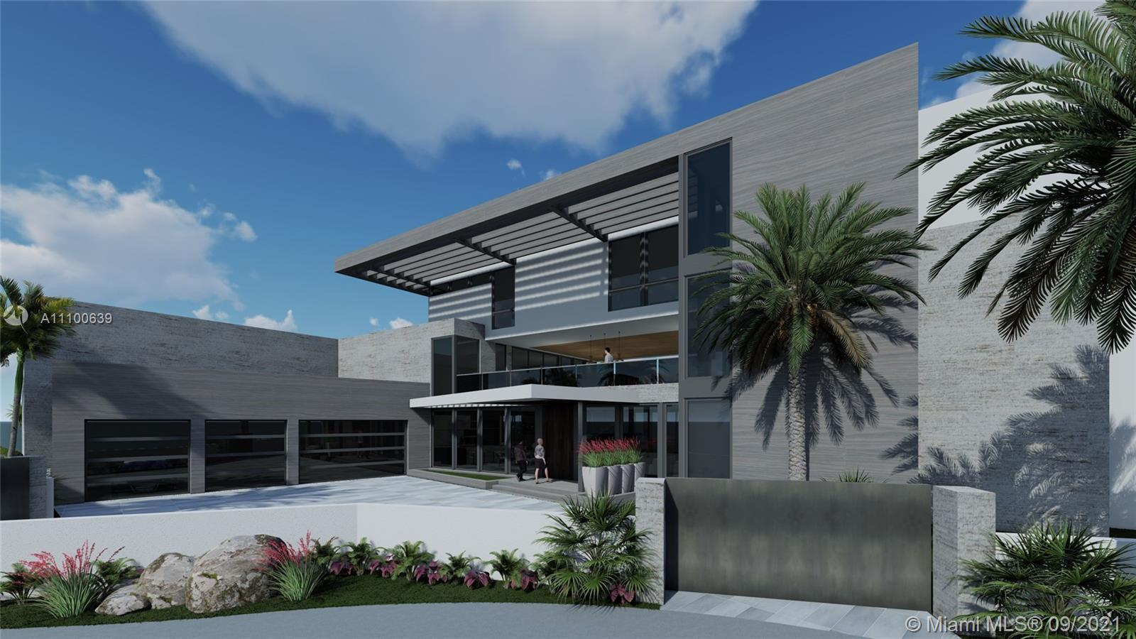One of the best homes built in Fort Lauderdale. Designed by Affiniti Architects with 185' of waterfr