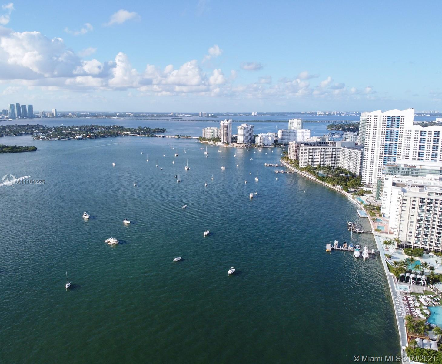 Come enjoy the most beautiful views Miami Beach can offer! This corner unit at El Mirador North Towe