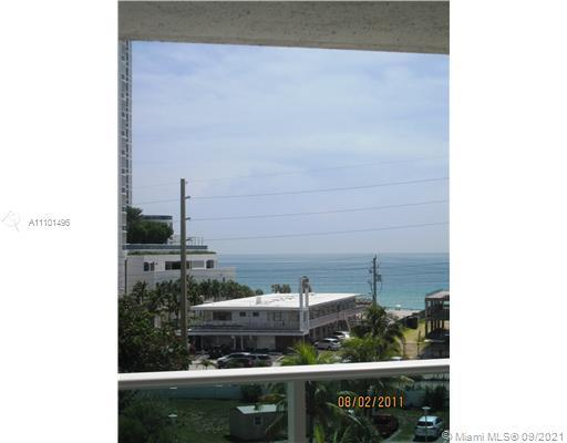 BEAUTIFUL VIEWS FROM THIS UPDATED ONE BEDROOM ONE AND A HALF BATH CONDOMINIUM FACING THE OCEAN. WHIT