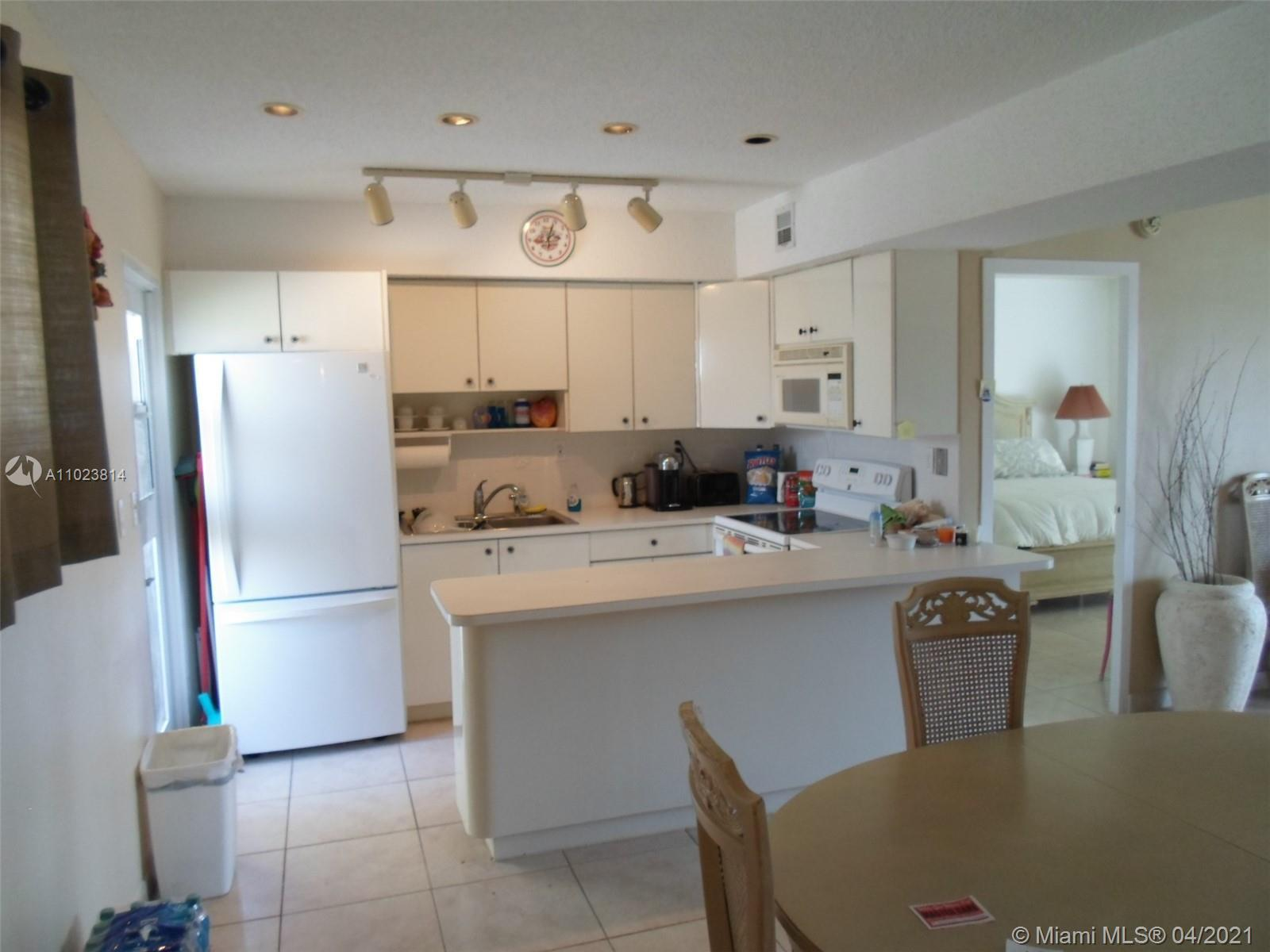 Price is Firm! Best priced oceanfront unit in the heart of Hallandale Beach. Great size for a 2 bed
