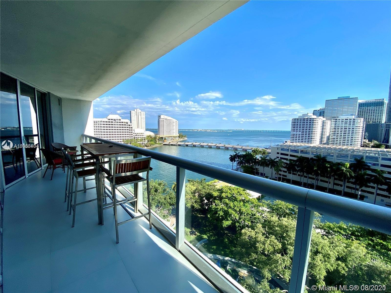 Enjoy Amazing views of the Bay and City from this 2 Bed+ DEN/ 2 Bath residence in the most desirable