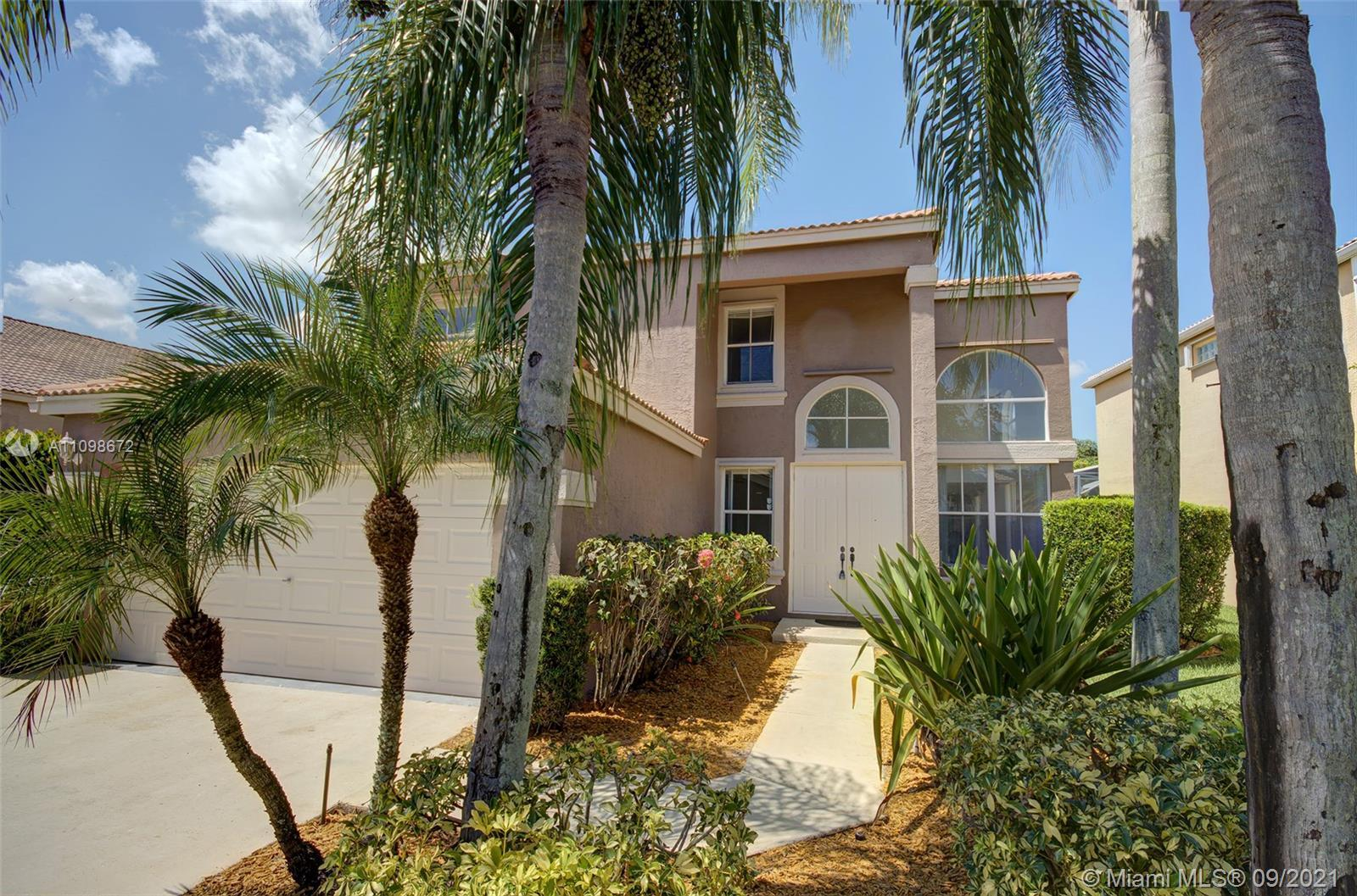 Lovely Pool Home offering 5 bedrooms and 3 full baths, one bedroom with full bath on first floor.  C