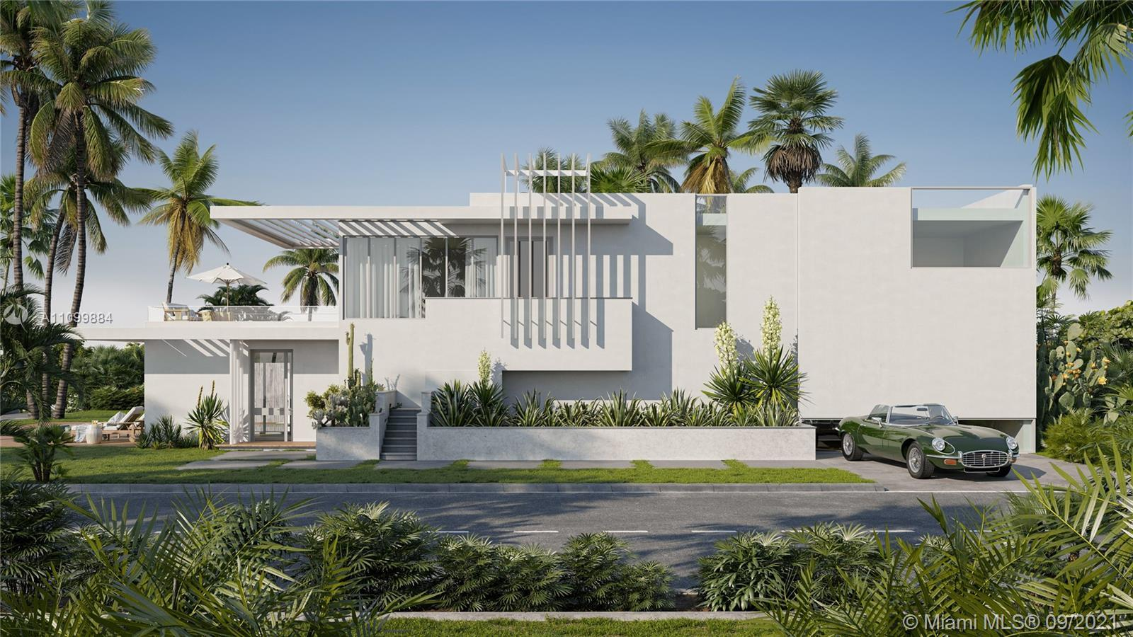 Opportunity to renovate creatively in the highly sought-after community of Surfside! This two-story