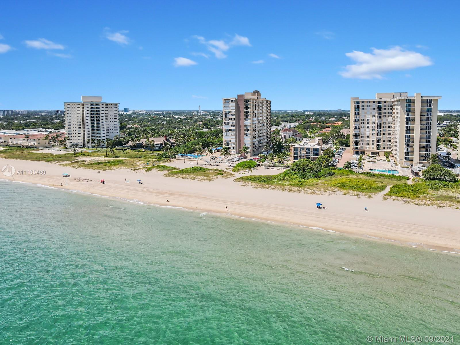 One-of-a-kind 3/3 on the ocean with large lanai & beach/pool access from unit. Everything has been u