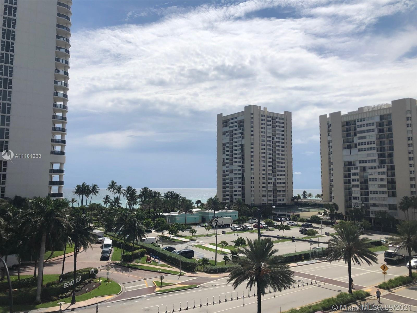 Famous Hallandale Beach, FL on A1A, directly across the street from the ocean, right on the Intracoa
