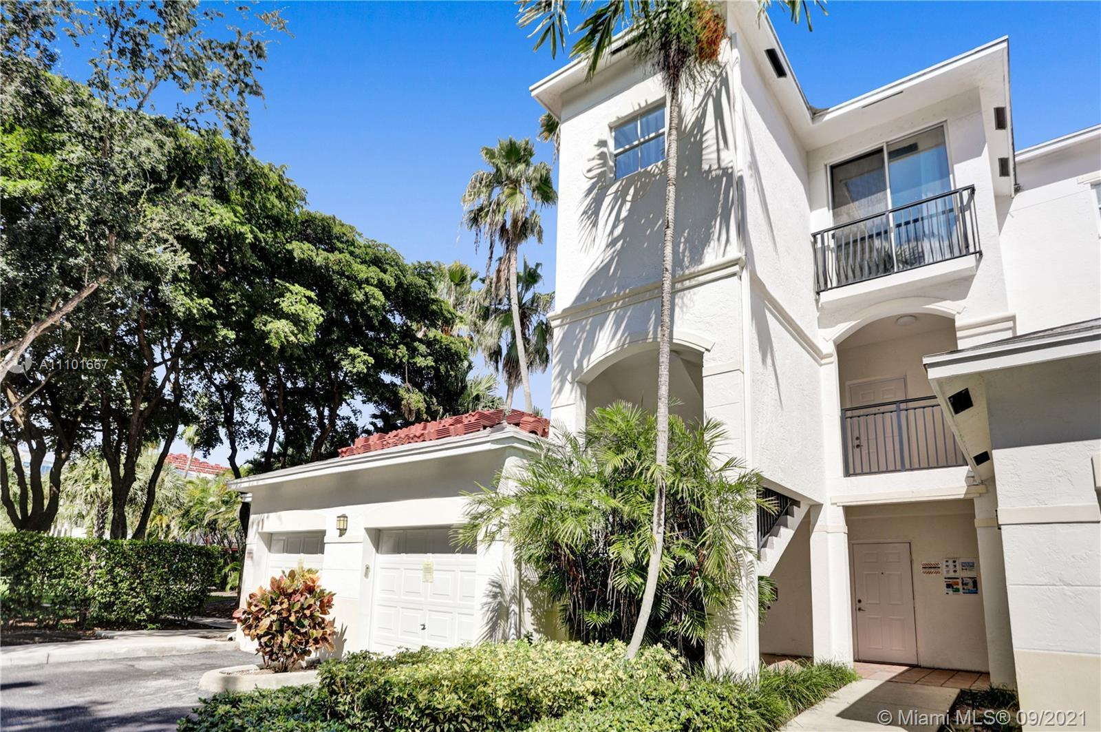 Very rare opportunity to own a condo with a single car garage in the desirable Village by the Bay! E