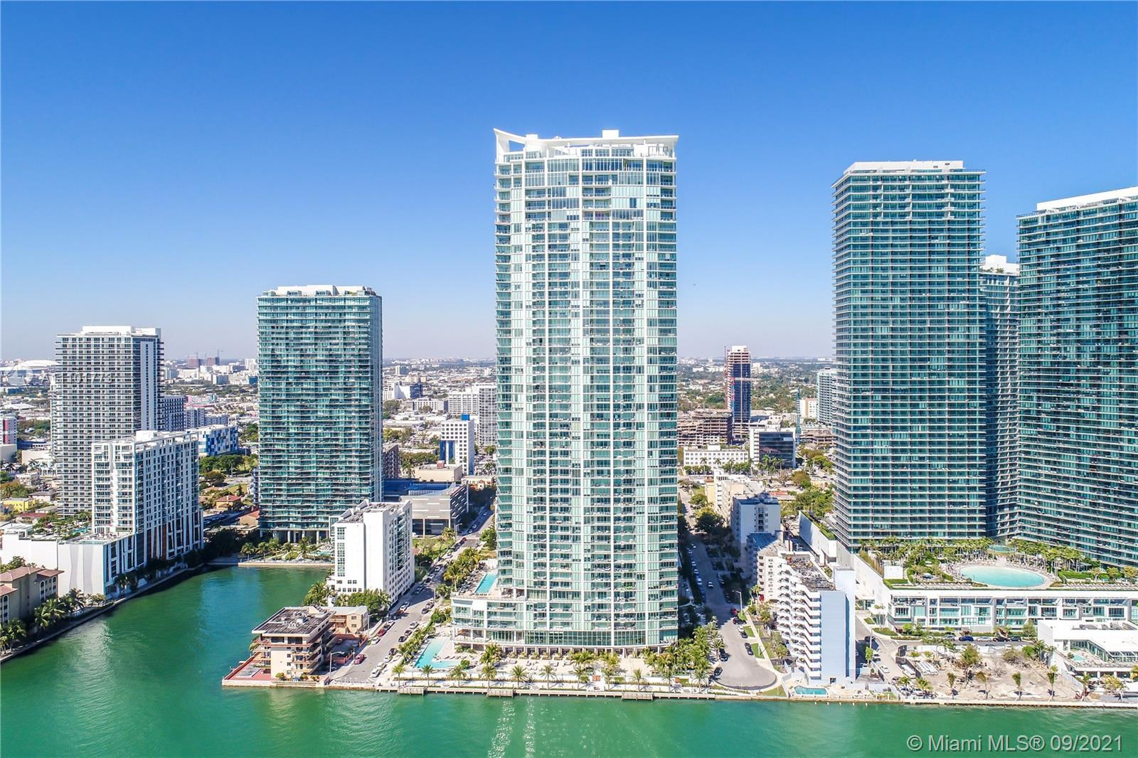 Luxury living at Biscayne Beach. Enjoy urban resort lifestyle living in this unique 2 bedrooms with