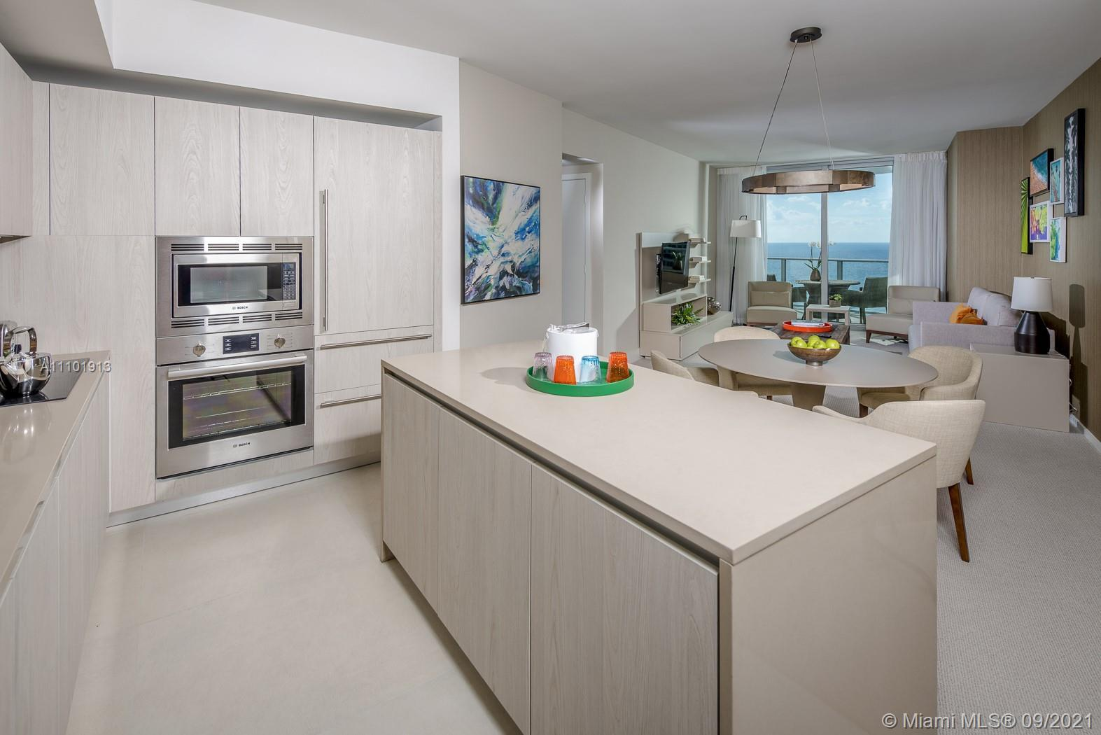 LUXURY OCEAN VIEWS. Corner unit with direct & unobstructed Ocean/Intracoastal Views from this  spect