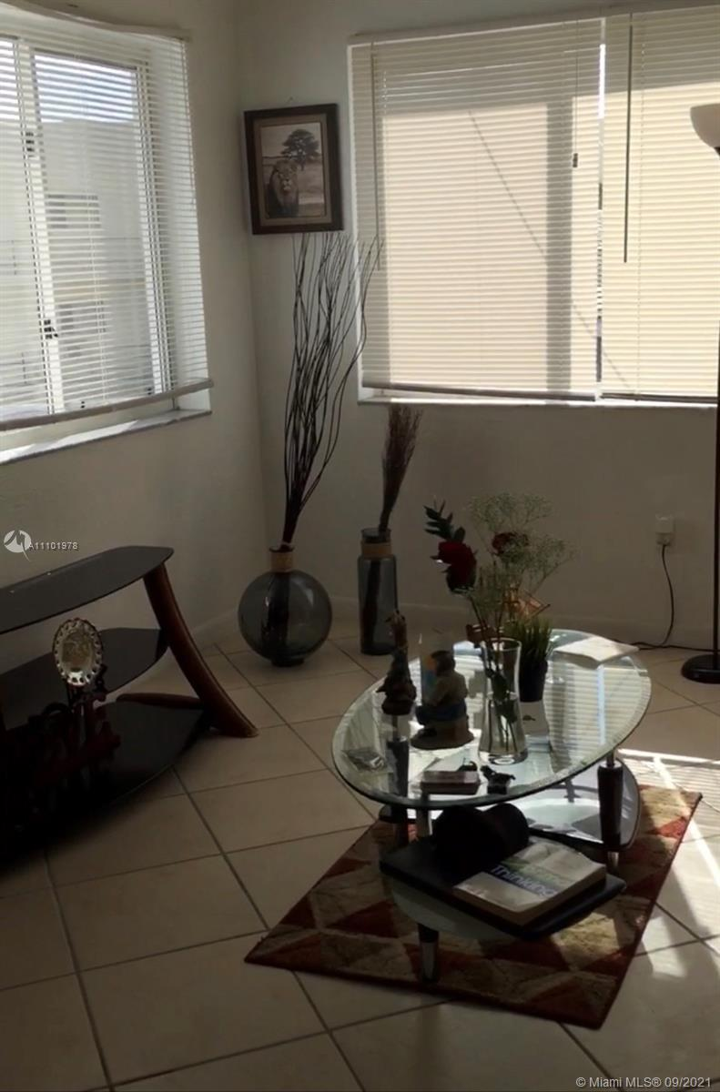 Beautiful 1 bed 1 bath condo in Normandy Isle, a gated community located in the intercostal, one ass