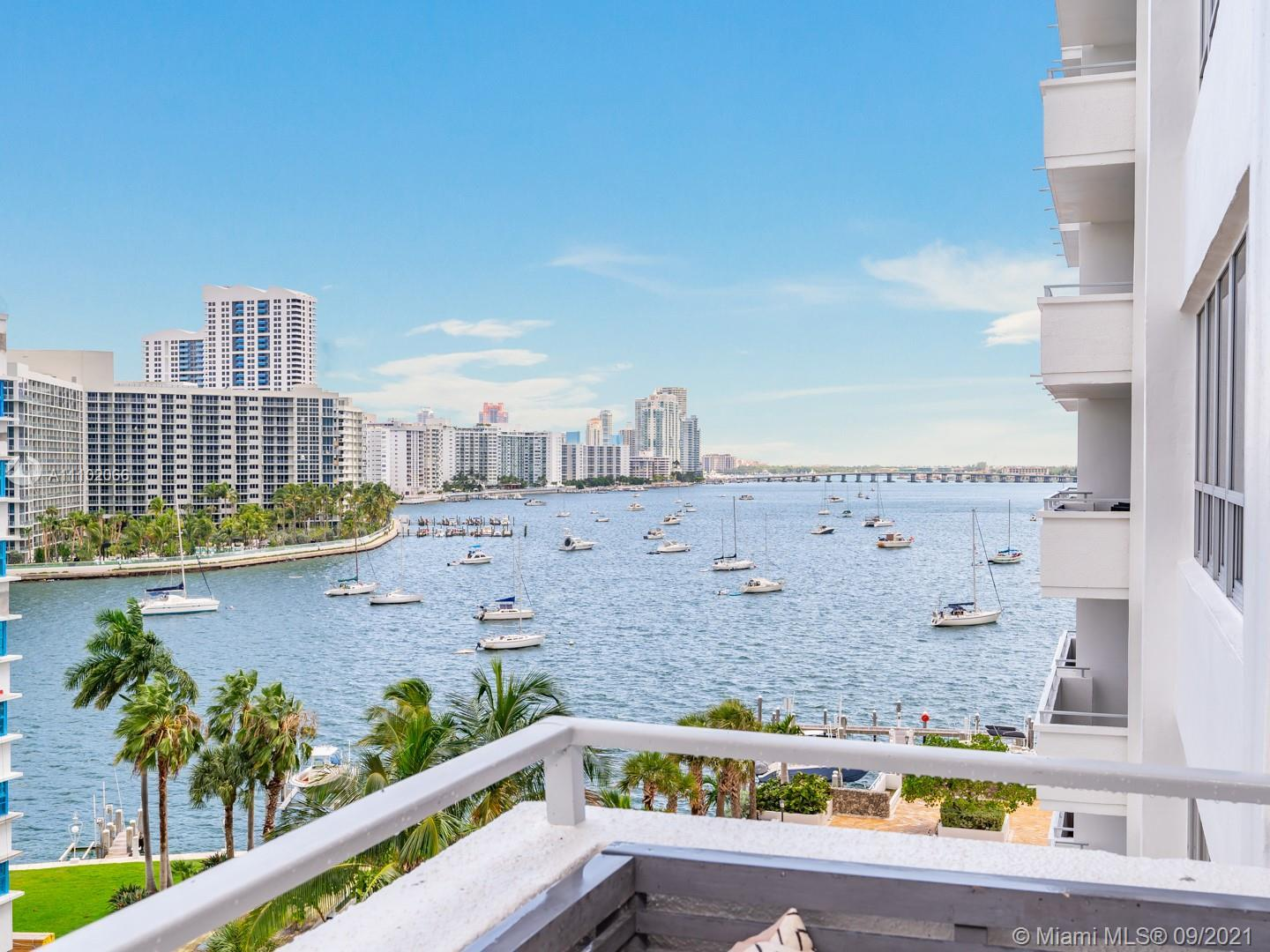 Gorgeous unit with bay views from every room and full of natural light from its impact windows. Upda