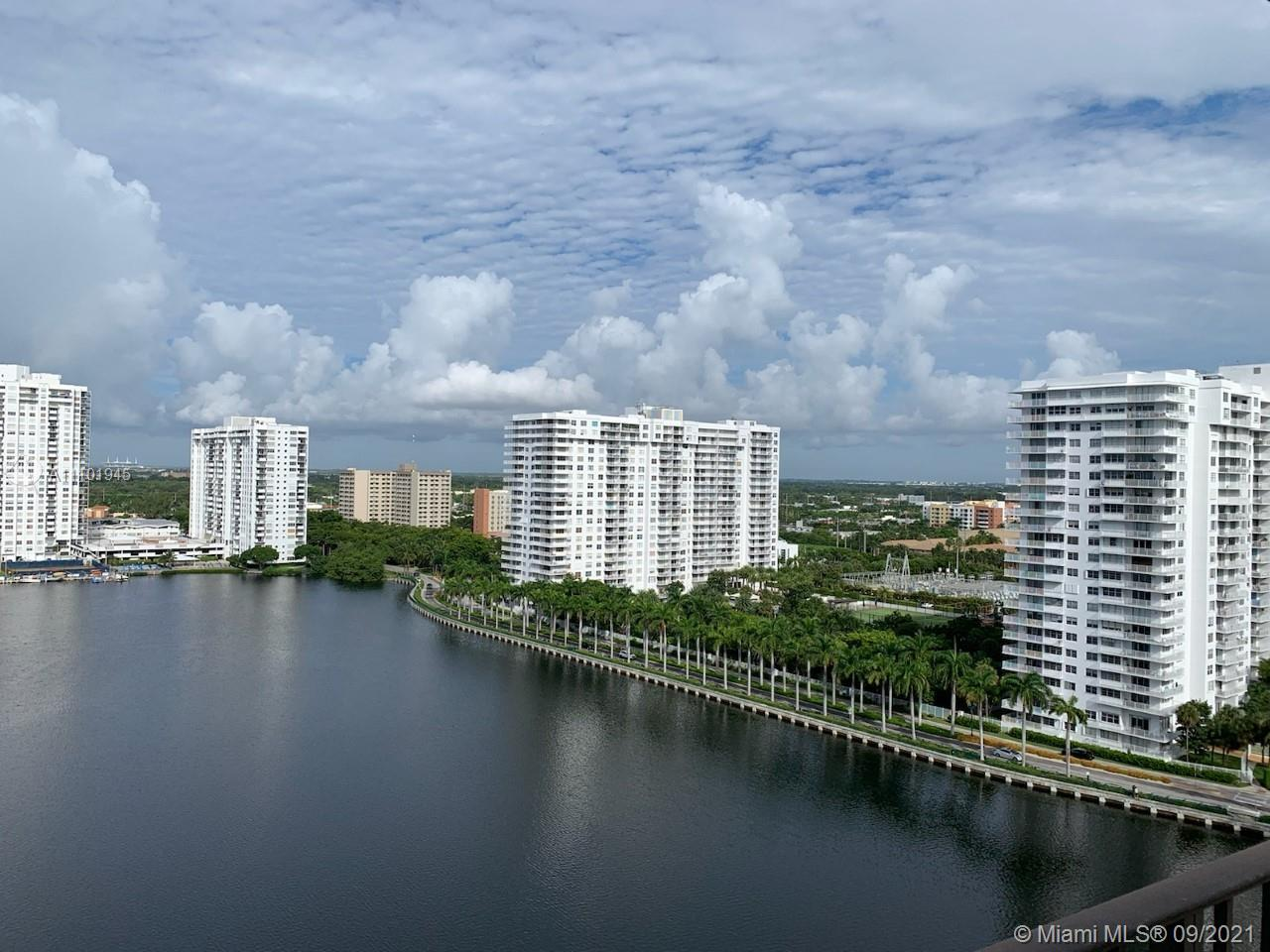 ESTATE SALE. THIS UPDATED BRIGHT & SPACIOUS CORNER APT IN THE GATED COMMUNITY OF BISCAYNE COVE AT TH