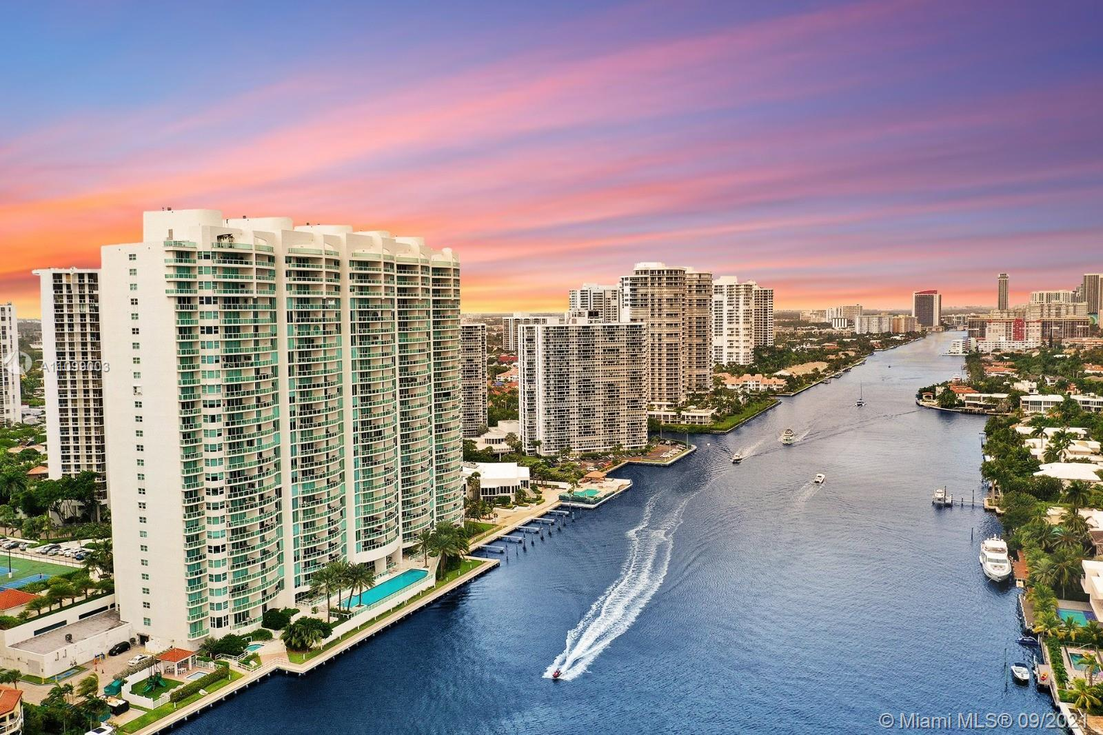Luxury living, totally unobstructed views! Located in the heart of Aventura, Hamptons South has spec