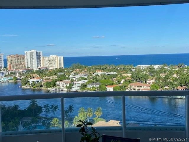 WOW views from Kitchen, Living-Dining and Owners Suite, on the 18th floor East facing 2 bedroom plus