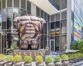 Great studio at the SLS LUX Hotel, located in the heart of Brickell at walking distance of financial