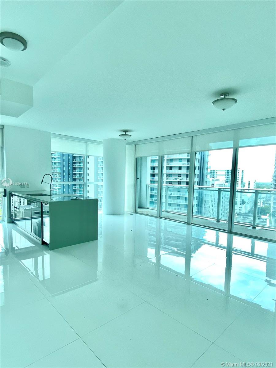 Luxurious and spacious corner unit with 2 bedrooms & 2 full bathrooms.  Great views from every room