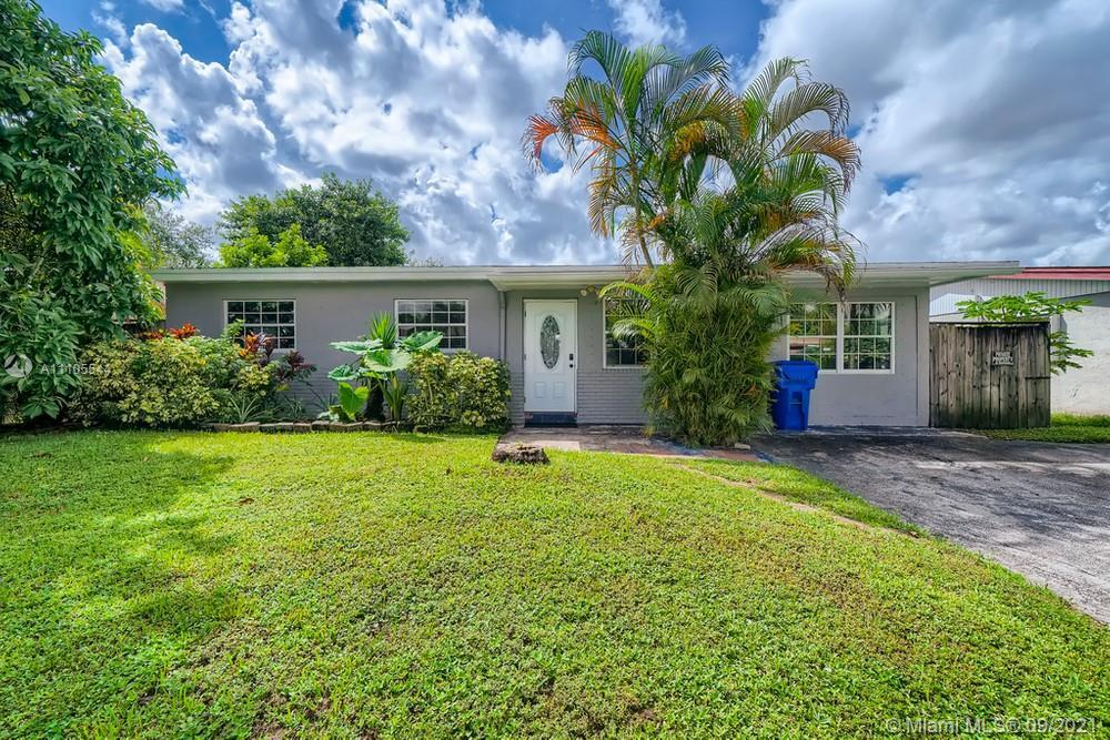 Prepare yourself to be impressed as you enter this well-maintained 4 bedroom and 2 bathroom home loc