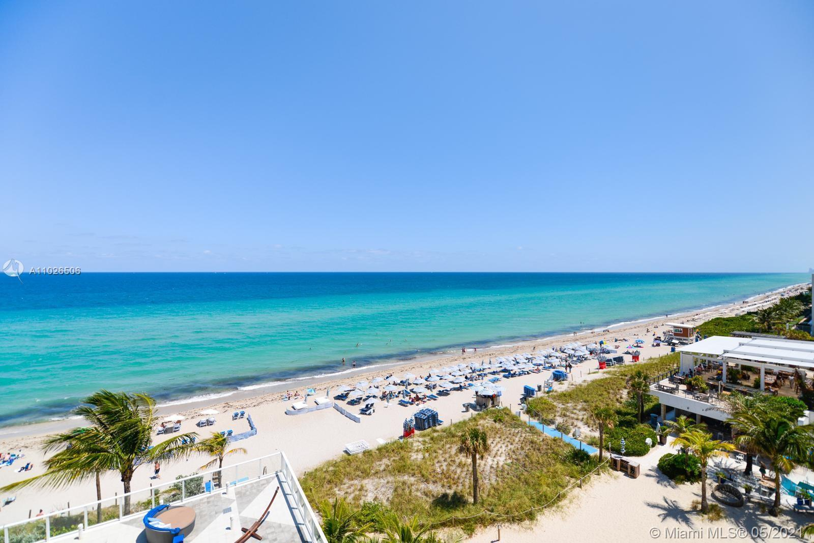 SPECTACULAR 3 BEDS + DEN/OFFICE 3.5 BATHS RESIDENCE IN THIS LUXURY AND PRIVATE APOGEE BEACH. GORGEOU