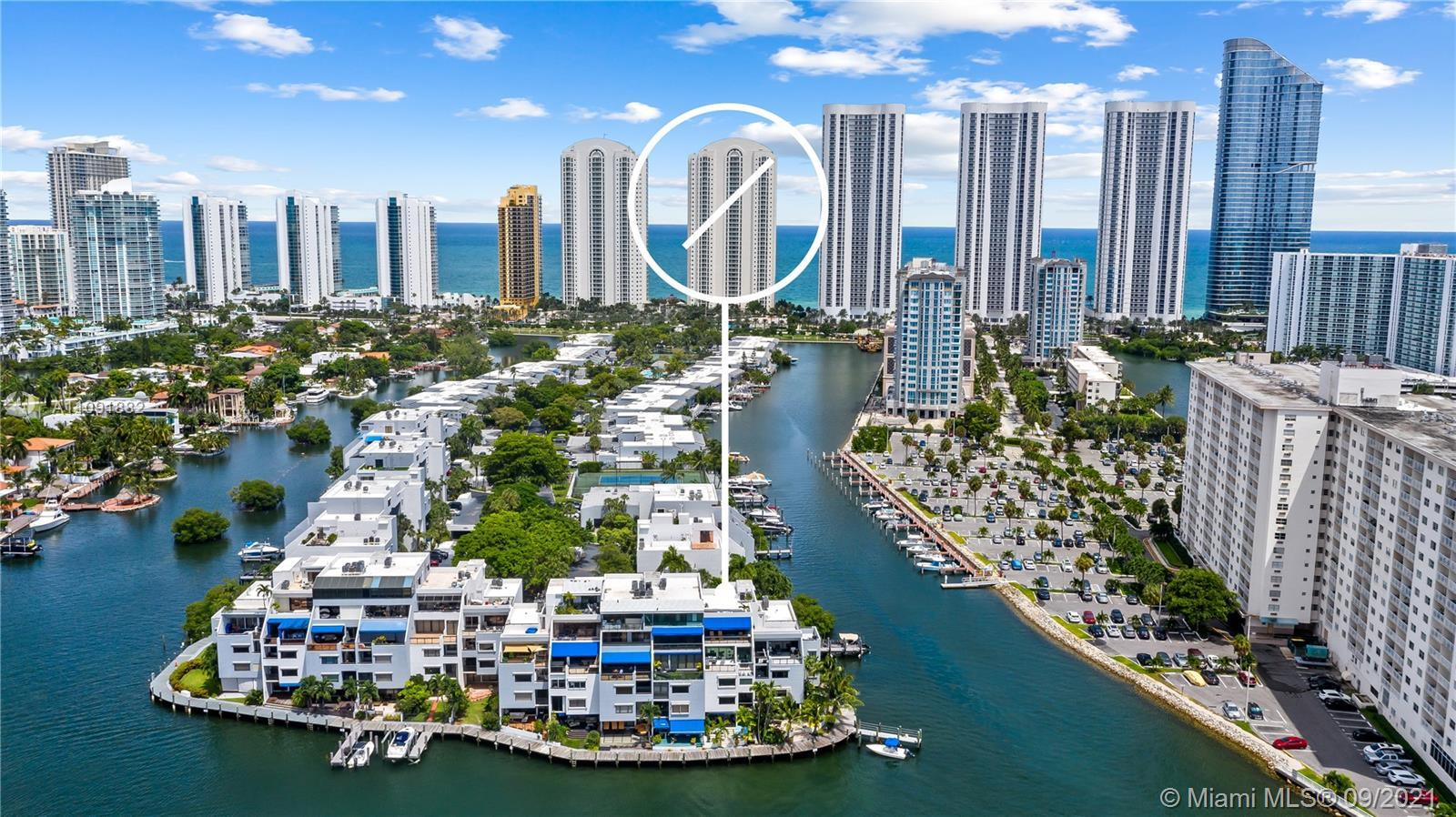 Completely renovated and remodeled waterfront 2-story condo. Poinciana Yacht and Racquet Club is a p