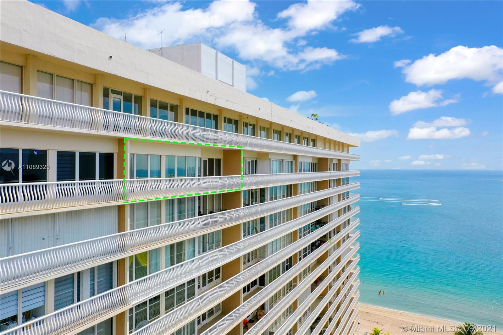 Touch the sky on this  renovated Penthouse . Exclusive Galt Ocean. Spacious Terrace with ocean and c