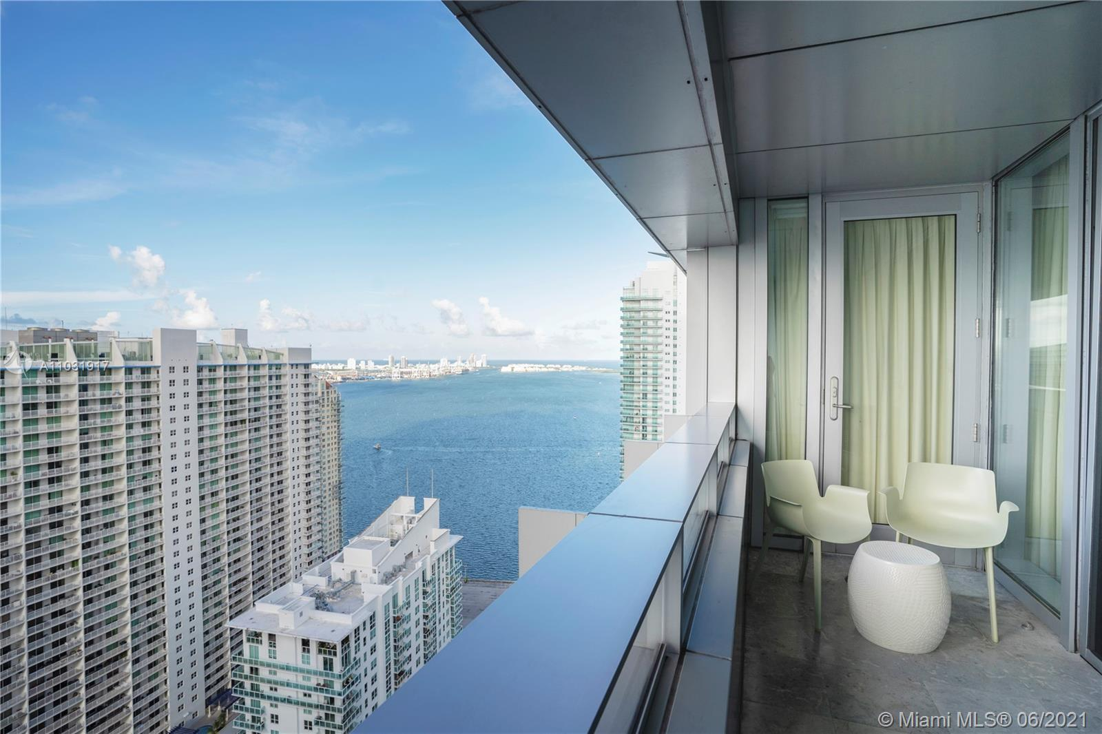 You will love this delightful 2 Bedrooms and 2.5 baths with charm and breathtaking views of The Bay