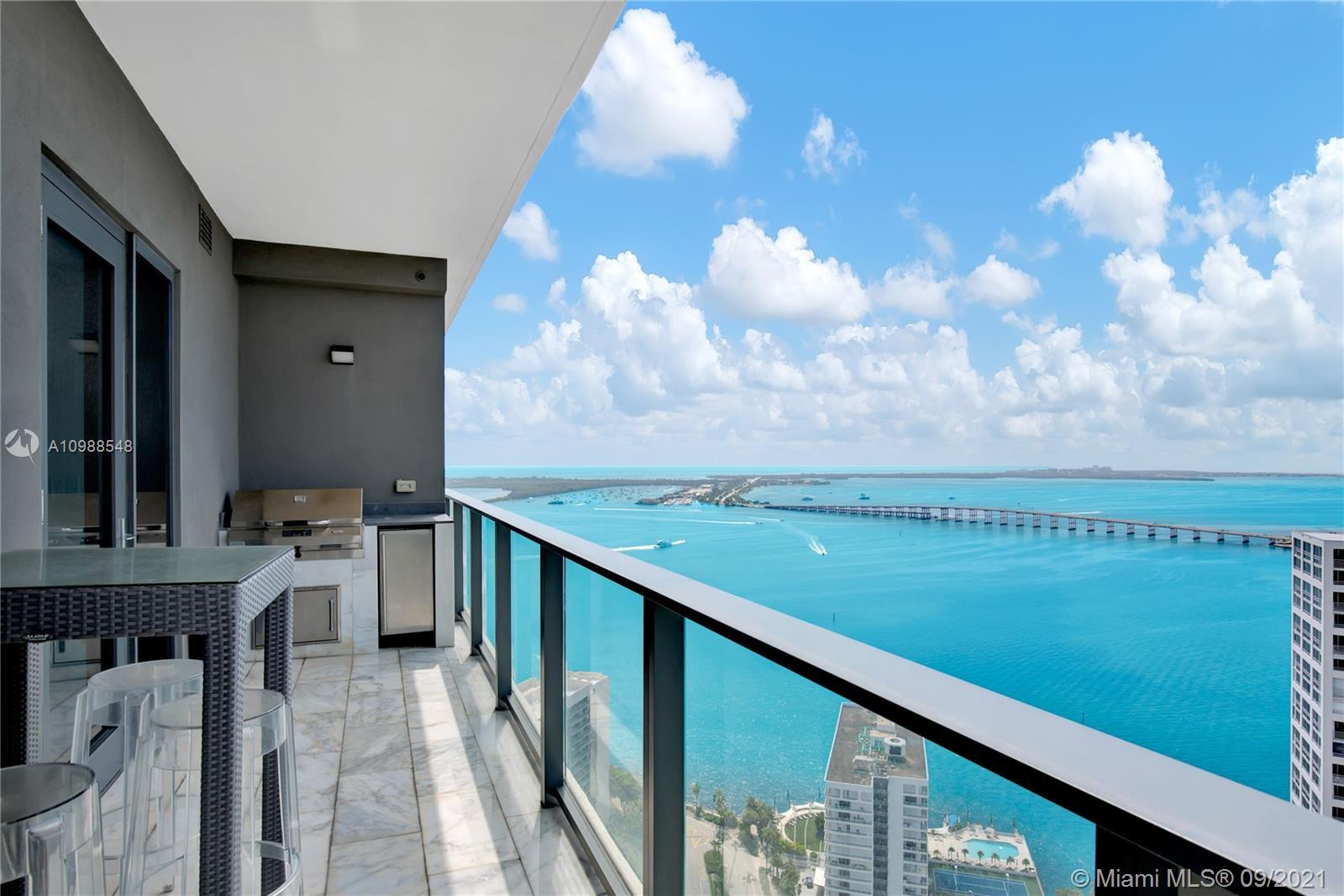 Property can only be shown Thursday 12-1PM. Manhattan meets Miami. 2 Units combined. Tastefully deco