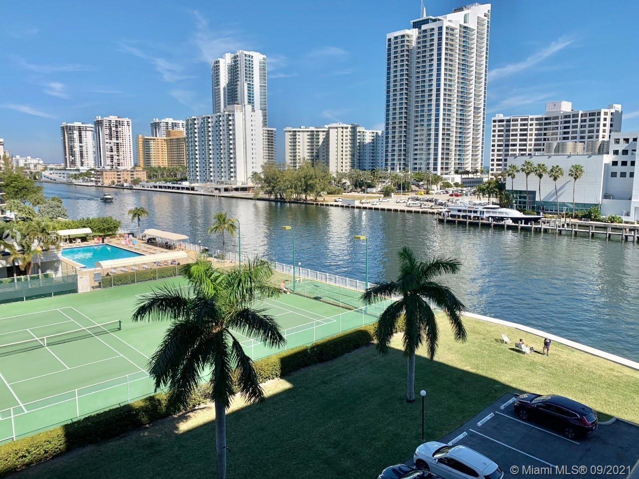 WATER VIEWS FROM EVERY ROOM! Opportunity strikes! Gorgeous 2 bedroom/2 bath condo directly on the in