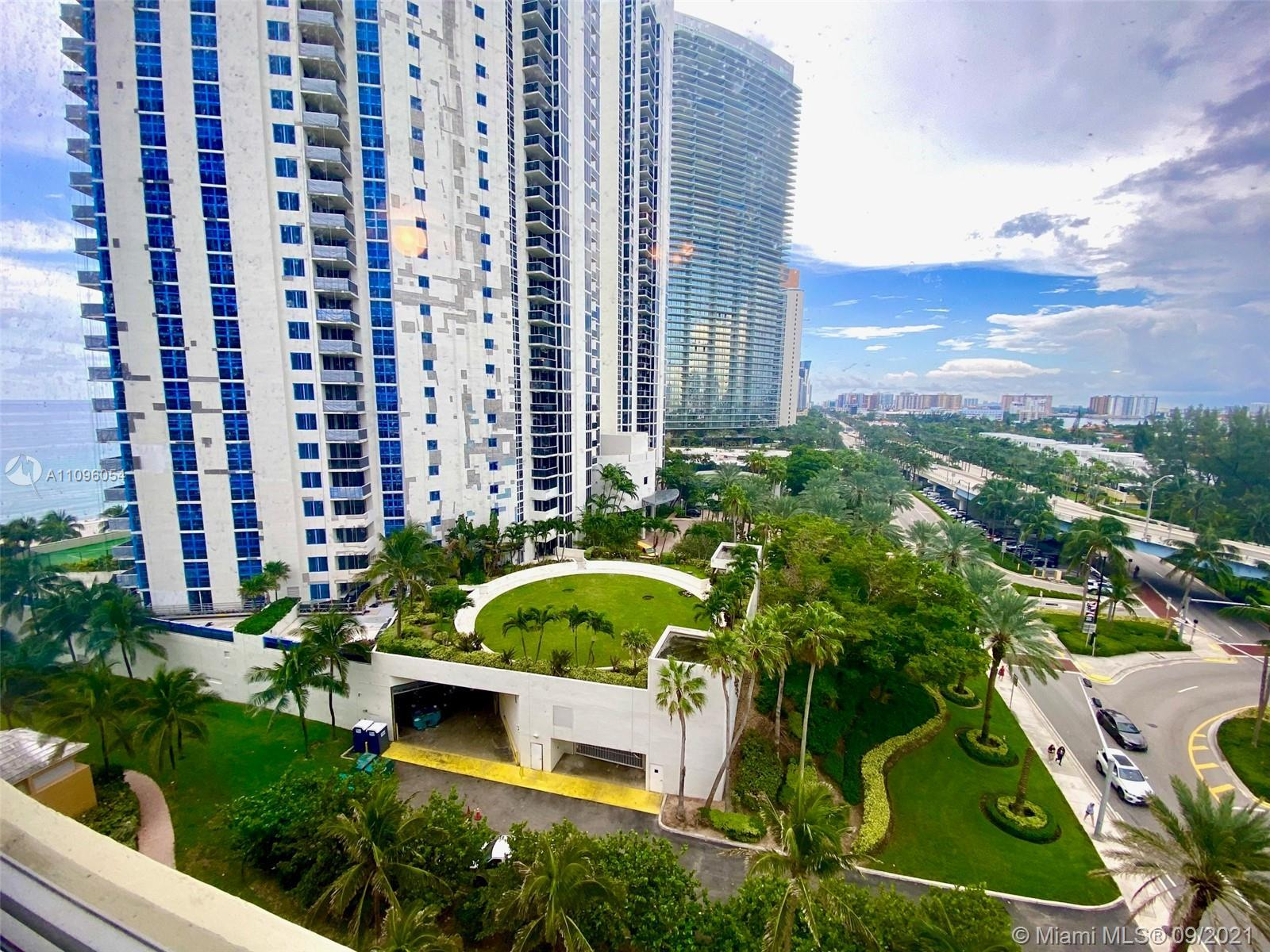OVERSIZED CORNER UNIT WITH PICTURE PERFECT OCEAN, INTRACOASTAL AND CITY VIEWS. FULLY FURNISHED AND T