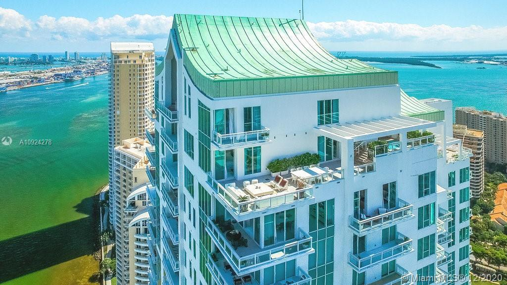 PENTHOUSE 1 at ASIA: The Most Exclusive & Luxurious PENTHOUSE For Sale In All of Downtown Miami! A t