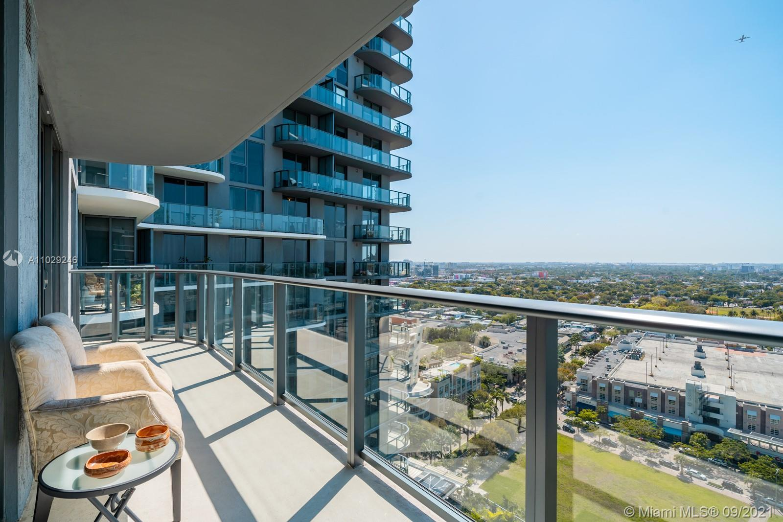 Modern & Spacious  1 BD / 1 BA  apartment in highly desired Hyde Suites & Residences in Midtown Miam