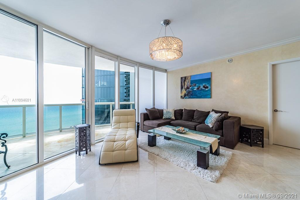 Luxury Ocean Front Resort Style Living. This Turn-Key Direct Ocean 2/2 Features a Split Floor Plan,