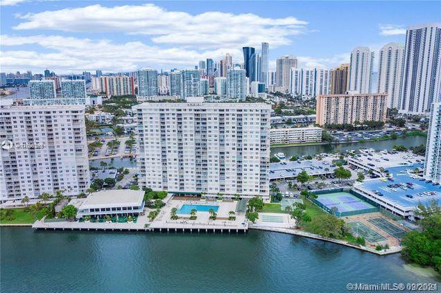RARELY AVAILABLE! Desirable South views.Very nice unit with a gorgeous water view of Intracoastal Wa