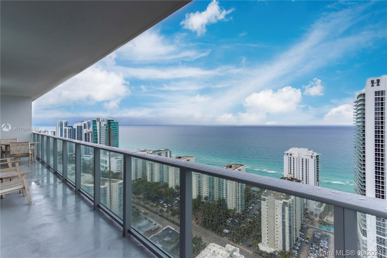 GREAT INCOME PRODUCING! Live or invest in this brand new luxury high-rise unit at Hyde Beach House.