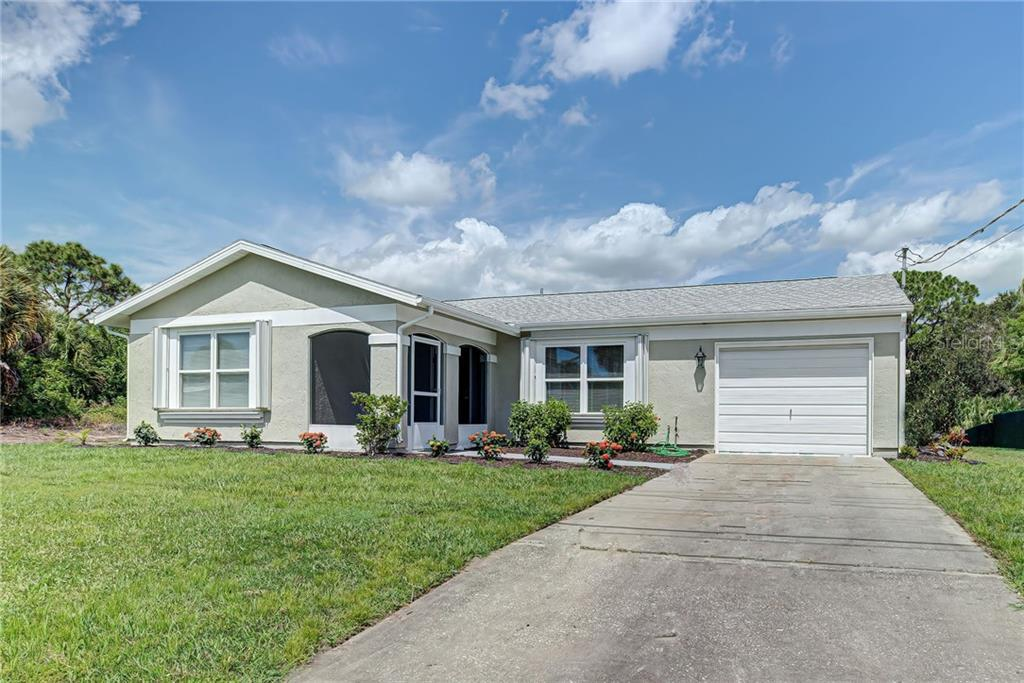 All the work has been done! 2 bedroom plus bonus room with 2 full baths in a beautiful home that has