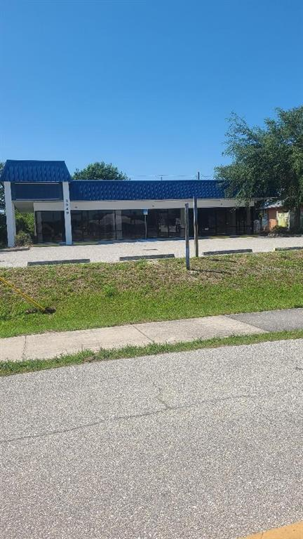 Great location, across from Englewood Board of Realtors. Total of 3000 sq ft available, can be broke