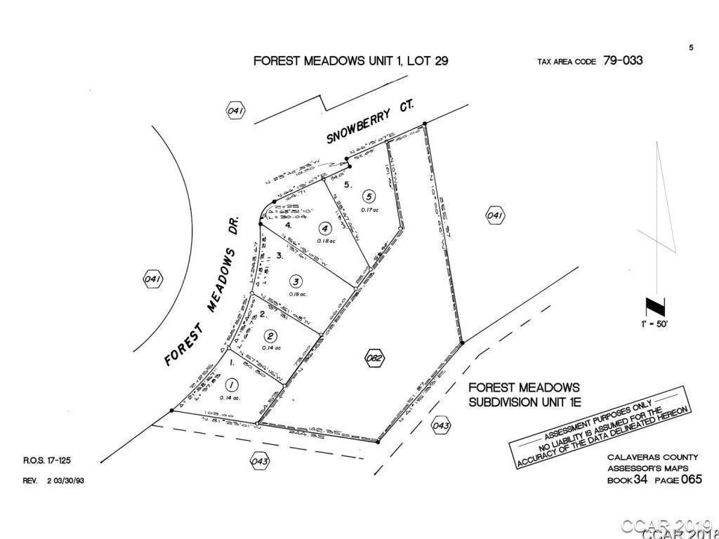 167 Forest Meadows Dr, Murphys, CA, 95247