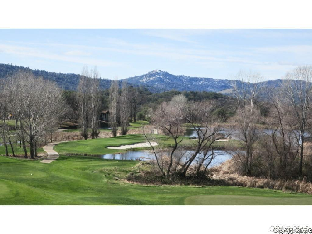 This is one of the Best Premier Golf Course Lots left at Greenhorn Creek Golf Course.  It overlooks the 5th and 6th fairways , with stunning sunset views looking towards Bear Mountain and the panoramic views of the the golf course.  Easy site access and gently sloped terrain provides a Wonderful canvas for your builder and Architect.  Don't miss this opportunity to build your dream home here at Greenhorn Creek Resort.  There is no HOA.  Golf and Social Memberships are available offering golf at the beautiful Robert Trent Jones 11 18 hole golf course, swimming pools, tennis courts, fitness center, club facilities.  Camps Restaurant is here at Greenhorn Creek offering fine dining. Come live where you play.
