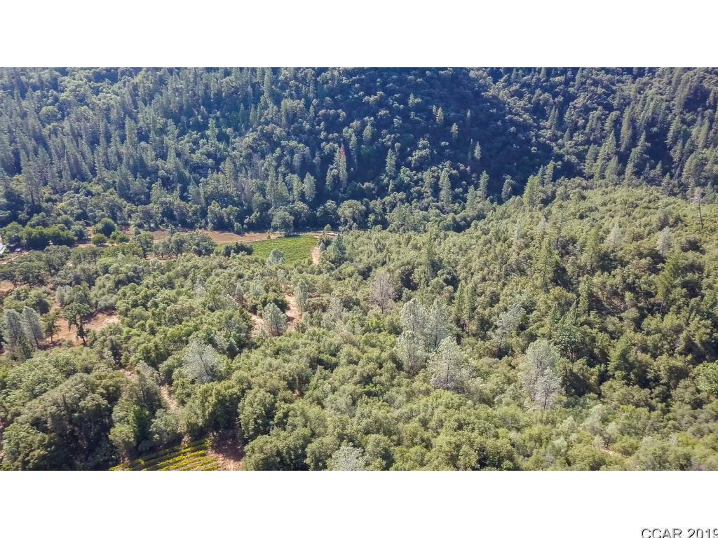 Own a piece of Gold Rush History. This property has been in the same family for 100+ years. Outstanding views of the old Stevenot Vineyards on one side and San Andreas on the other. Potential to split into 3- 40 acre parcels. Minutes from  Murphys yet private and secluded. If you are looking for a raw piece of land where you can make your mark this is for you, build a home, farm or raise animals.