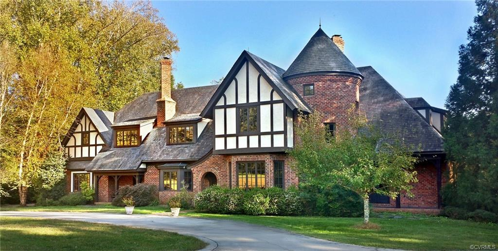 """""""Bunbury"""" - Overlooking the 105 acre Dover Lake, this exquisite home offers the finest in old-world"""