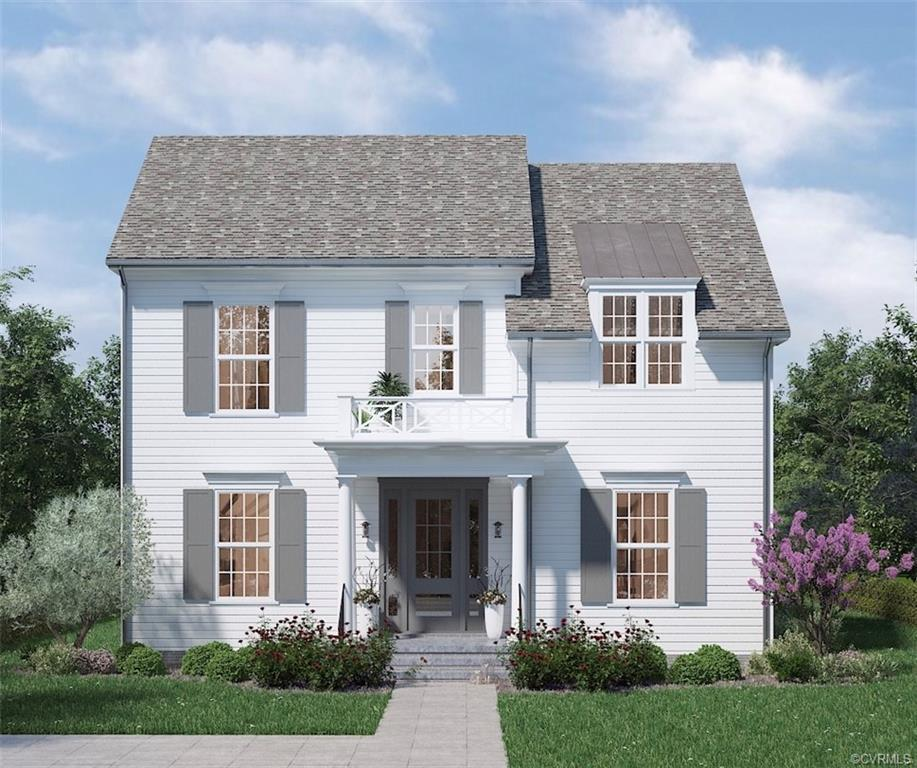 Beautifully designed luxury home to be built by Lancaster Custom Builder in premier Libbie-Grove loc