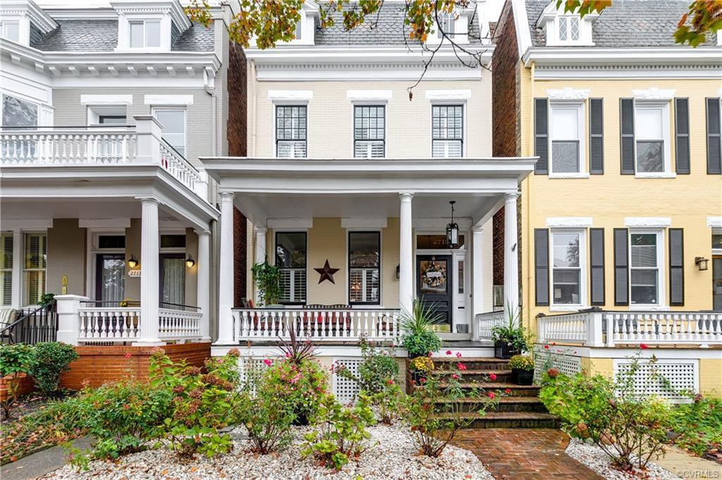 Welcome to gorgeous 2715 W. Grace Street – an entertainer's dream! This home boasts luxurious upgrad
