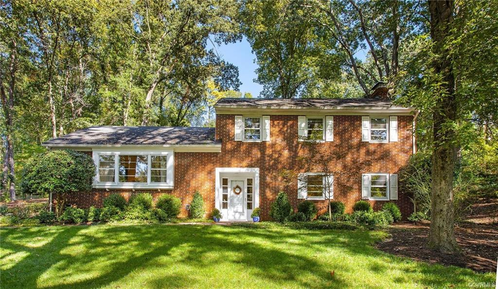 A Wonderful Opportunity to Own a Unique Custom Built Mid-Century Modern Tri-Level Home at an Attract