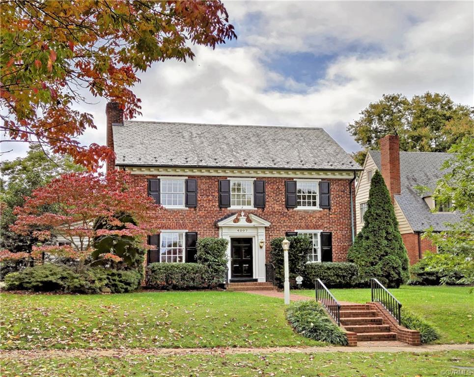 Malvern and Grove area. Exceptionally well maintained and beautifully renovated, this stately brick