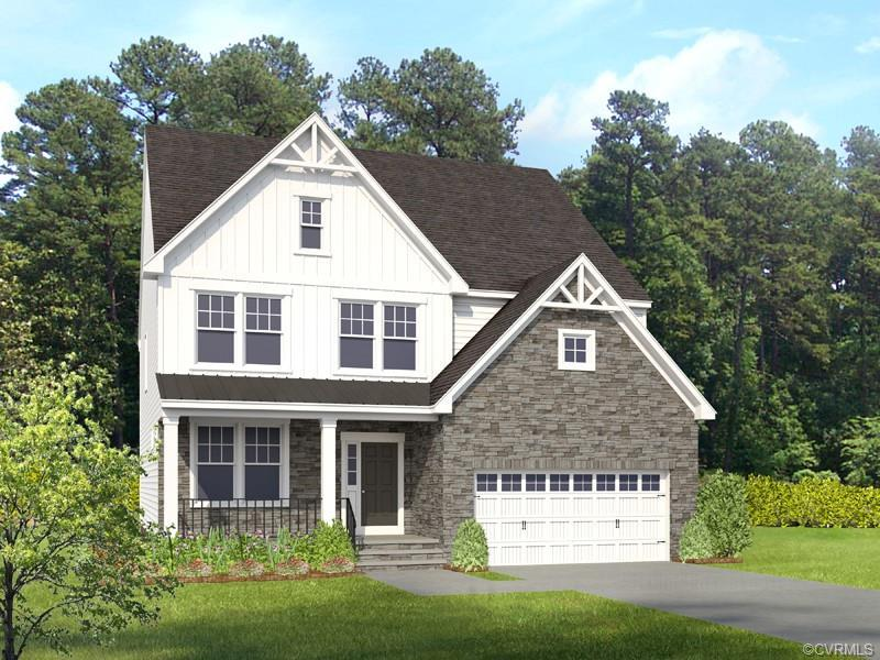 HOME IS UNDER CONSTRUCTION, scheduled to be completed this Fall. This floorplan boasts spacious room