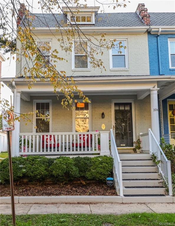 Prime Museum District location two blocks from Carytown! This historical home is located on a quaint
