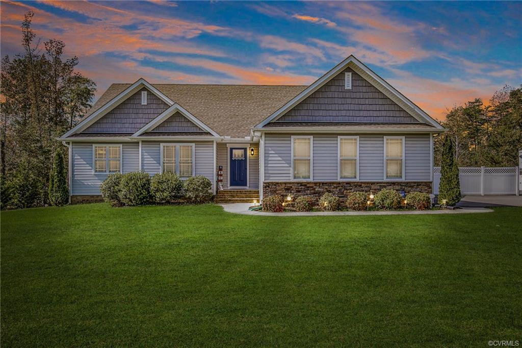 Welcome to this one owner craftsman style home! You'll fall in love with this floor plan that featur