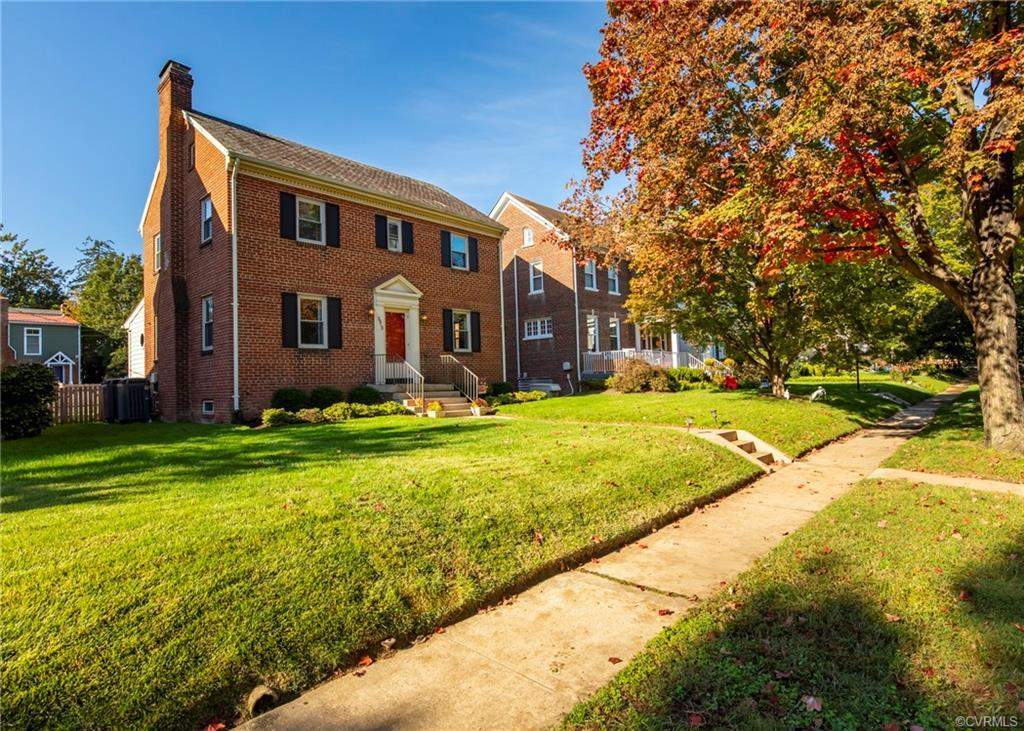 Welcome To The RVA Market! 3913 Park Avenue. This Home Has Been Owned & Loved By Only 2 Homeowners.