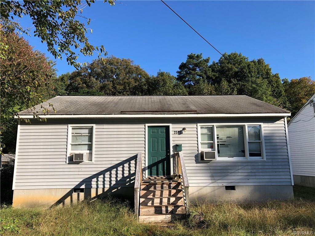 Hurry to this! Very convienient location and close proximity to highways. Priced with room for your