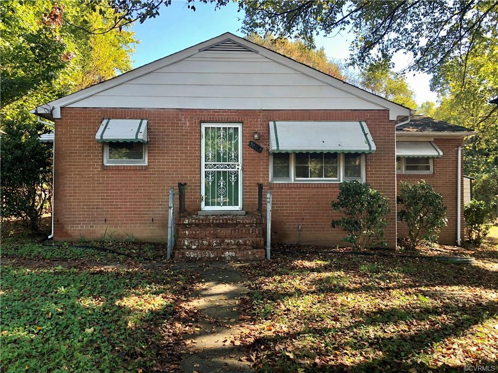 Welcome to 5602 Simpson Avenue, a charming 3 bedroom, 1.5 baths all Brick Ranch! Hardwood floors and